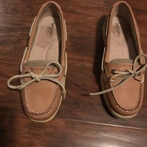 Sperry Angelfish size 7 worn few times excellent